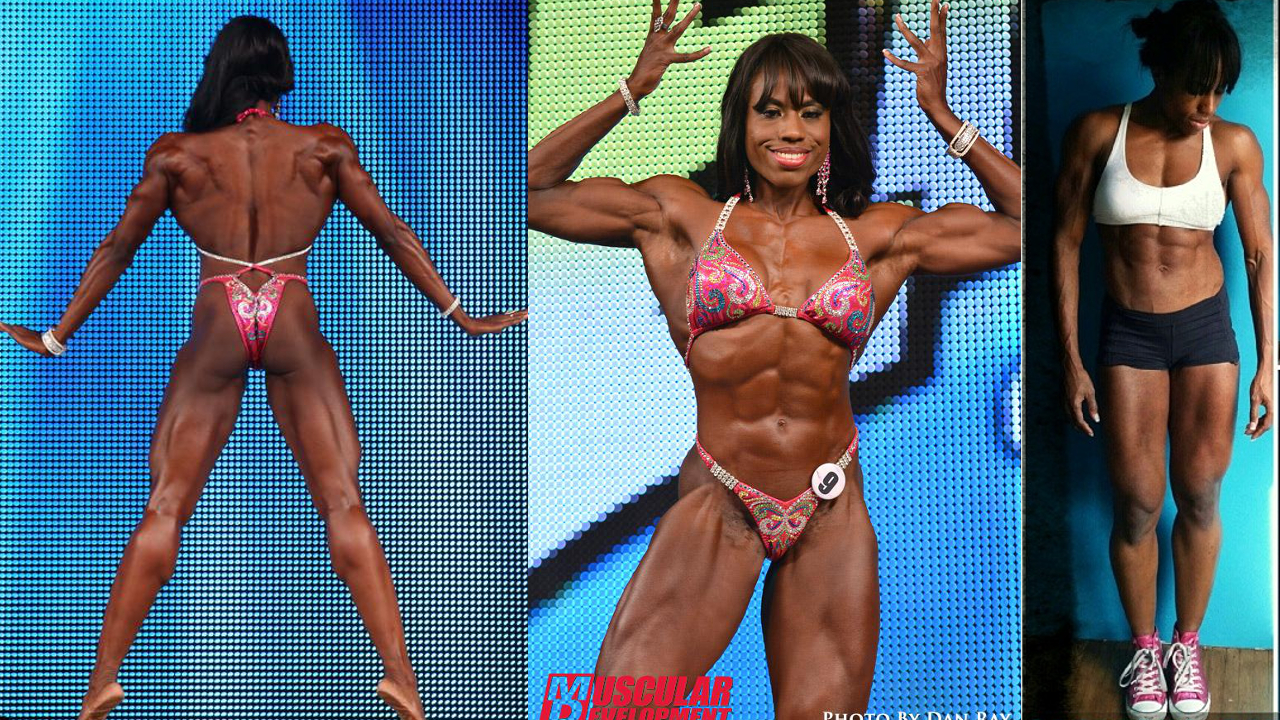 """The You vs. You Component"": 2.5 Weeks Out – IFBB Mile High Women's Physique Championships…"