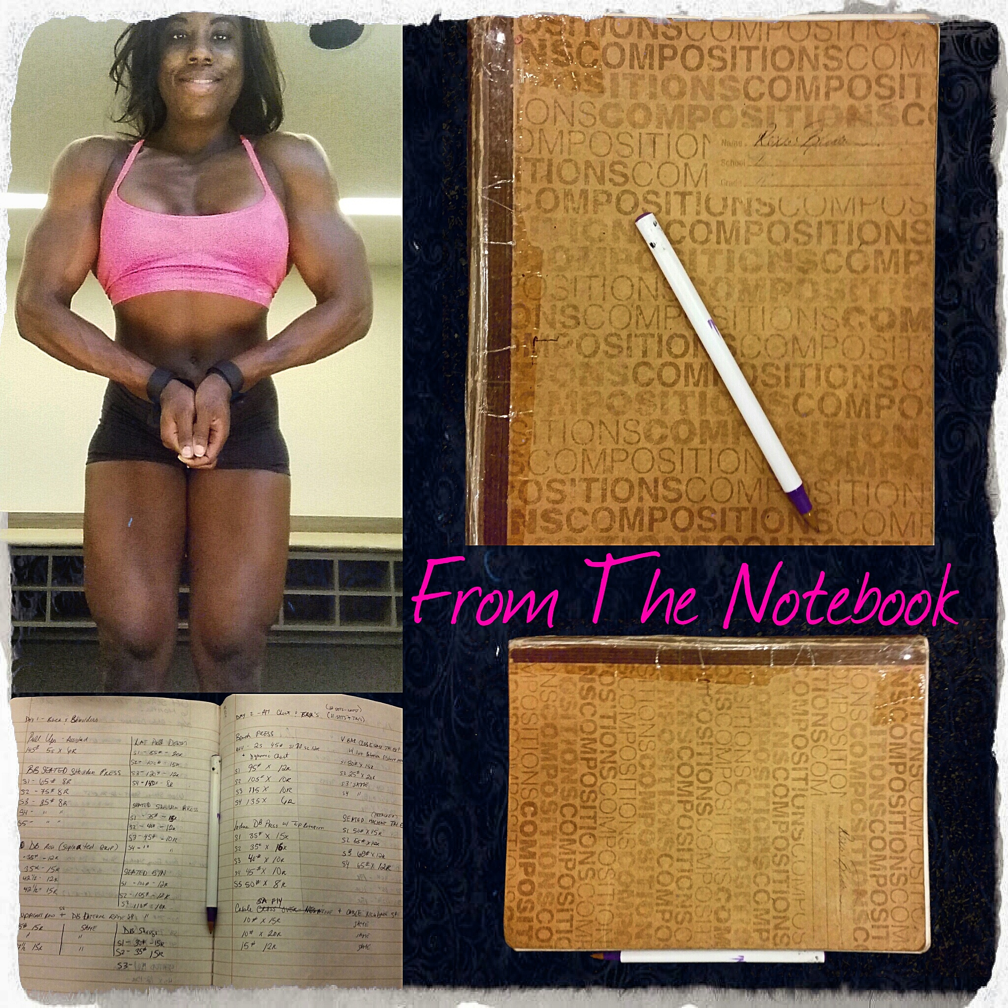 From The Notebook: Off Season Legs – Glute Dominant and Hamstrings – Week 1